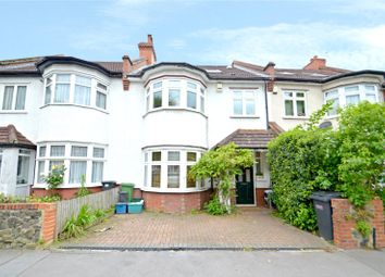 Thumbnail 4 bed terraced house for sale in Sherwood Road, Addiscombe, Croydon