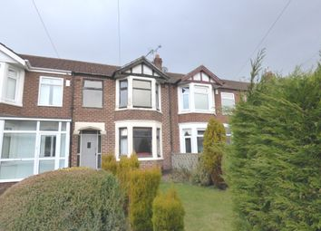 Thumbnail 3 bedroom terraced house for sale in Sadler Road, Coventry