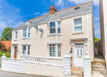4 bed end terrace house to rent in St Jacques, St. Peter Port, Guernsey GY1