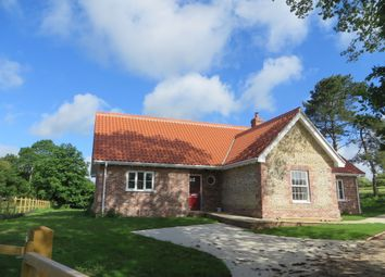 Thumbnail 3 bed detached bungalow to rent in Edwards Lane, Bramfield, Halesworth