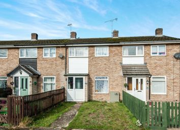 Thumbnail 3 bed terraced house for sale in Larkspur Close, Red Lodge, Bury St. Edmunds
