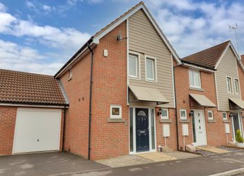 Benham Road, Basingstoke RG24. 3 bed end terrace house for sale