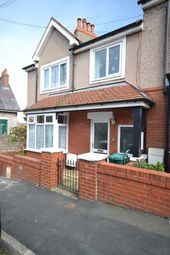 Thumbnail 3 bed end terrace house for sale in Clovelly Mount, Colwyn Bay