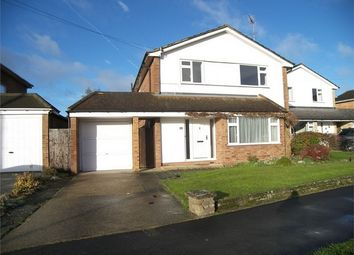 Thumbnail 4 bed detached house for sale in Grangewood, Potters Bar