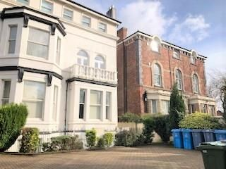 Thumbnail 2 bed flat for sale in 53 Parkfield Road, Aigburth, Liverpool