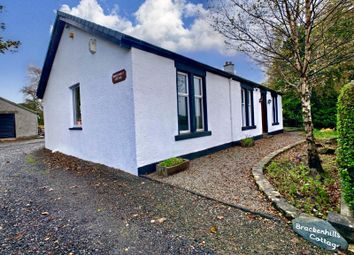 Thumbnail 3 bed bungalow for sale in Brackenhills Cottage, Dalry Road, Beith