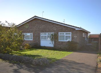 Thumbnail 2 bed semi-detached bungalow for sale in The Walnuts, Grimston, King's Lynn