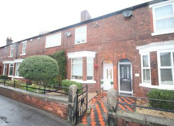 Thumbnail 3 bed terraced house for sale in Chester Road, Hartford, Northwich, Cheshire