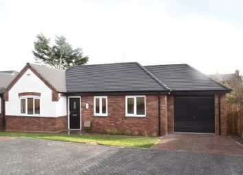 Thumbnail 3 bedroom detached bungalow for sale in Burton Road, Midway, Swadlincote