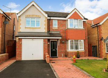 Thumbnail 5 bed detached house for sale in Torrance Close, Ashington, Northumberland