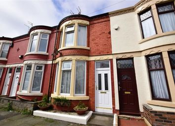 Thumbnail 2 bed terraced house for sale in Greencroft Road, Wallasey, Merseyside