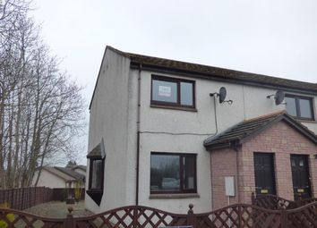 Thumbnail 2 bed end terrace house to rent in 17 Tweedmill Brae, Forfar, Angus