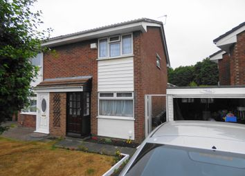 Thumbnail 2 bed semi-detached house for sale in Ribchester Way, Tarbock Green Liverpool