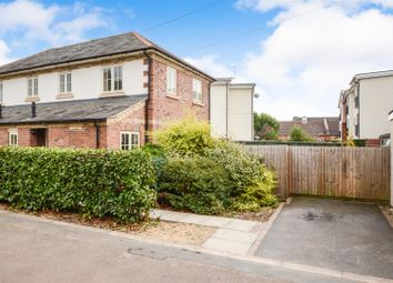 Thumbnail 2 bed semi-detached house for sale in Swan Street, Sileby, Loughborough