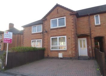 Thumbnail 3 bed terraced house to rent in Cowdall Road, Leicester