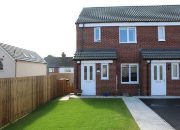 Thumbnail 2 bed semi-detached house to rent in Crucible Close, Lincoln
