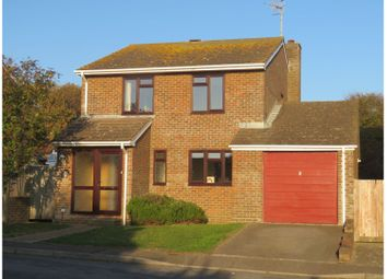 Thumbnail 3 bed detached house to rent in Rowan Close, Seaford