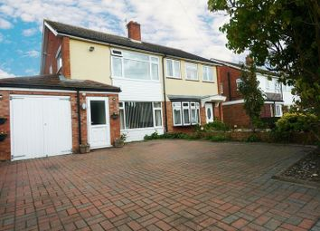 Thumbnail 3 bed semi-detached house for sale in Merritt Road, Didcot