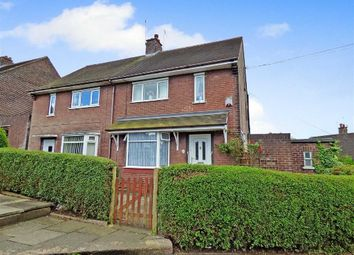 Thumbnail 3 bed semi-detached house for sale in Carlton Avenue, Tunstall, Stoke-On-Trent
