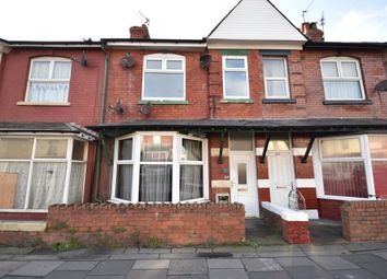 Thumbnail 2 bed terraced house for sale in Central Drive, Blackpool, Lancashire