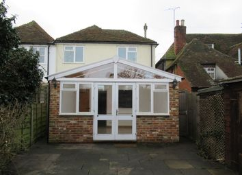 Thumbnail 3 bed cottage to rent in High Street, Littlebourne