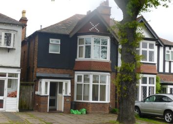 Thumbnail 1 bed flat to rent in Jockey Road, Sutton Coldfield, West Midlands