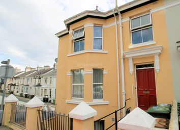 Thumbnail 1 bed flat for sale in Connaught Avenue, Plymouth