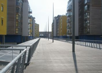 Thumbnail 2 bed flat to rent in The Boardwalk, Eastbourne