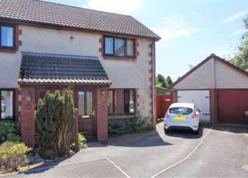 Thumbnail 2 bed semi-detached house for sale in Skylark Rise, Plymouth