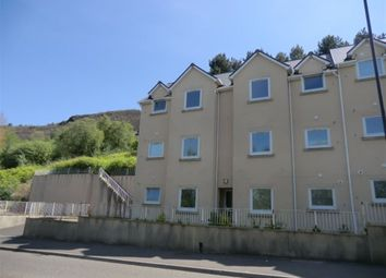 Thumbnail 1 bedroom flat to rent in Foxhole Road, St. Thomas, Swansea