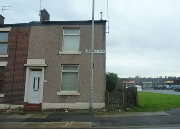 Thumbnail 2 bed terraced house for sale in Edenfield Road, Cutgate, Rochdale