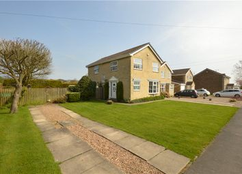 Thumbnail 4 bed detached house for sale in Sandholme Drive, Burley In Wharfedale, Ilkley, West Yorkshire