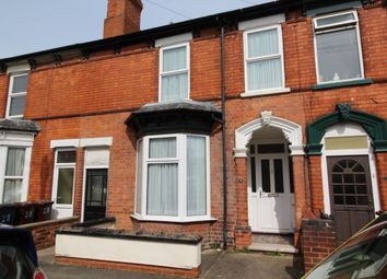Thumbnail 4 bed terraced house to rent in Cranwell Street, Lincoln
