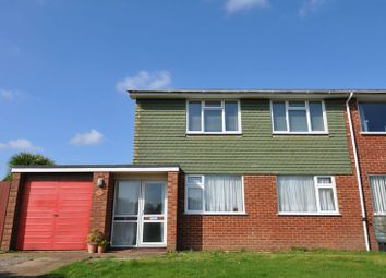 Thumbnail 2 bed flat to rent in Salcombe Road, Totton, Southampton