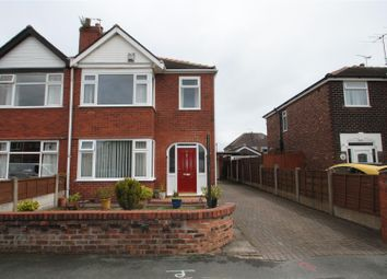 Thumbnail 3 bed semi-detached house for sale in Derwent Road, Warrington