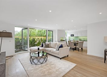 Thumbnail 3 bed flat for sale in Stage House, Montague Road, Wimbledon