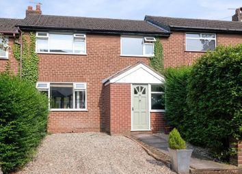 Thumbnail 2 bed terraced house for sale in Grove Avenue, Lymm