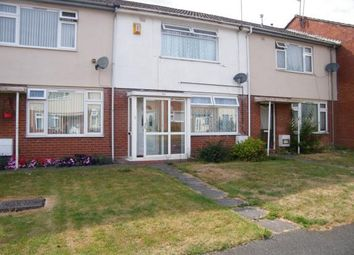Thumbnail 2 bed terraced house for sale in Hinton Road, Crewe, Cheshire