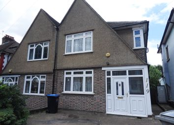 Thumbnail 3 bed terraced house to rent in Grasmere Avenue, Wembley