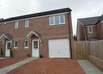 Thumbnail 3 bed semi-detached house for sale in Tansay Drive, Chryston