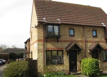 Thumbnail 1 bed semi-detached house to rent in Whites Close, Hook