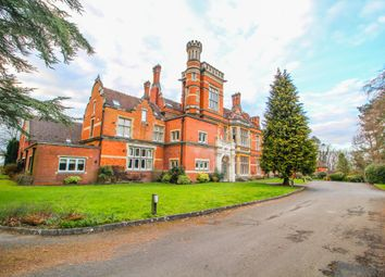 Thumbnail 1 bedroom flat for sale in Chadwick Manor, Warwick Road, Knowle, Solihull