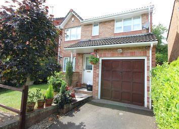 Thumbnail 4 bed detached house for sale in The Moorings, Pontymoile, Pontypool