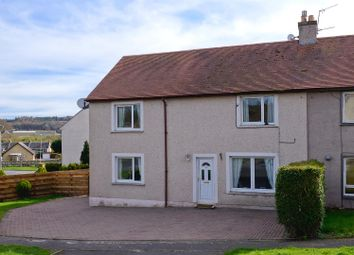 Thumbnail 4 bed semi-detached house for sale in Myrescroft Road, Ancrum, Jedburgh