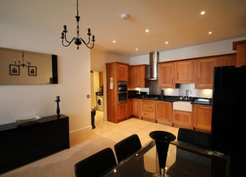 Thumbnail 2 bed flat to rent in Cannongate Road, Hythe