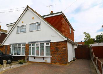 Thumbnail 3 bed semi-detached house for sale in New Park Road, Benfleet
