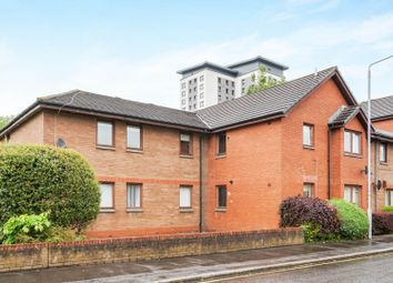 Thumbnail 1 bed flat for sale in Cyril Street, Paisley