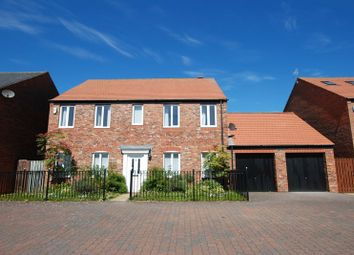 Thumbnail 4 bed detached house to rent in Brackenpeth Mews, Gosforth, Newcastle Upon Tyne