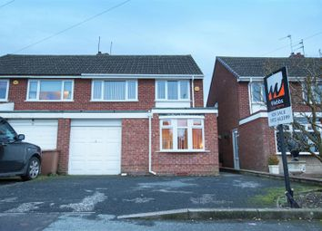 Thumbnail 3 bedroom semi-detached house for sale in Baynton Road, Willenhall