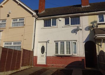 Thumbnail 3 bedroom terraced house for sale in Anson Road, Walsall